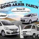 Promo Akhir Tahun Suzuki