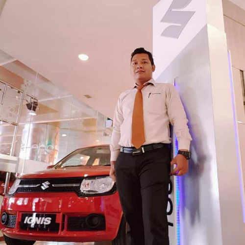 Profile Sales Agung Di Dealer Suzuki Solo