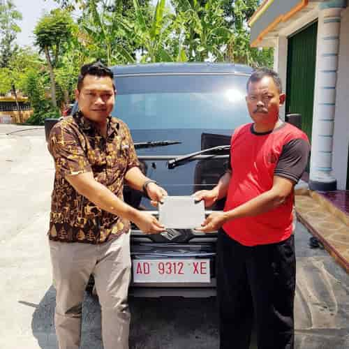 Foto Serah Terima Mobil Suzuki Solo (1)