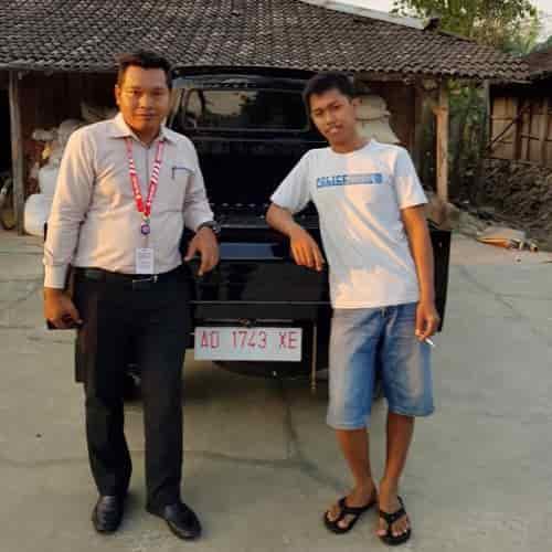 Foto Serah Terima Mobil Suzuki Solo (2)