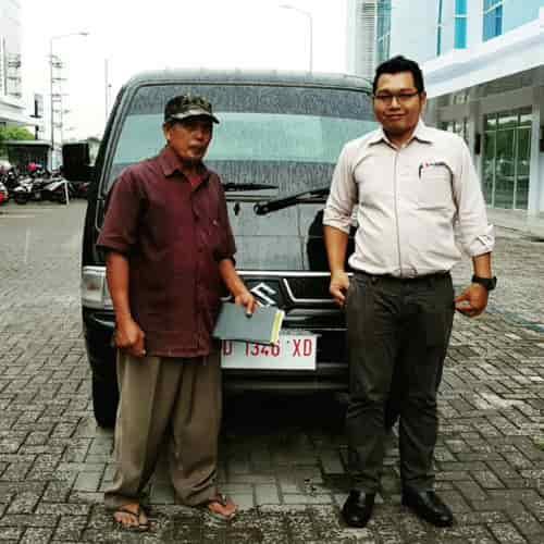 Foto Serah Terima Mobil Suzuki Solo (3)