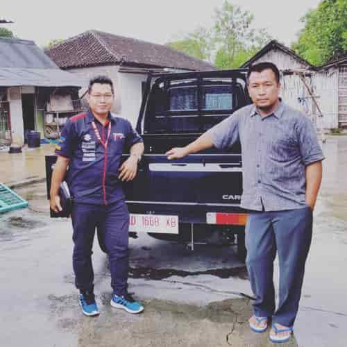 Foto Serah Terima Mobil Suzuki Solo (6)