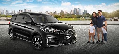 Produk Suzuki Ertiga Sport Di Dealer Suzuki Solo