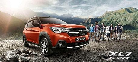 Produk Suzuki XL 7 Di Dealer Suzuki Solo