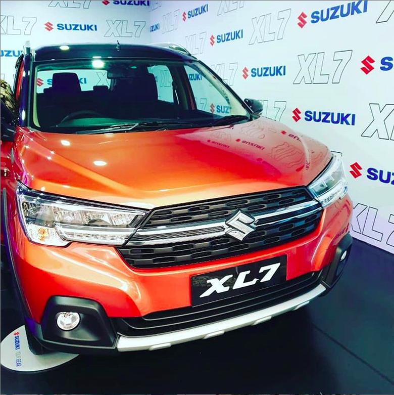 Meluncur Keluaran Terbaru Suzuki XL7 Di Dealer Suzuki Solo