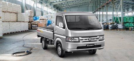 Produk Suzuki New Carry Luxury Di Dealer Suzuki Solo