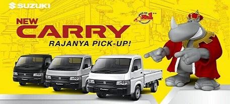 Produk Suzuki New Carry PU Di Dealer Suzuki Solo
